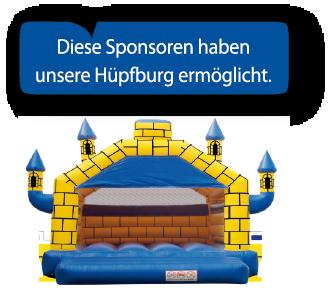 Spielmobil Sponsor
