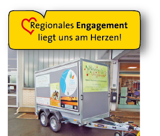Bad Schmiedeberg regionales Engagement liegt uns am Herzen